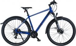 BBF 29 Zoll ATB Mountainbike, 24-Gang Shimano, Scheibenbremsen, Licht