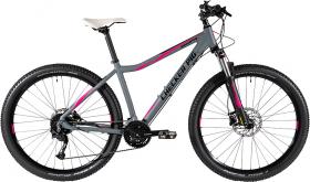 27,5 Zoll Damen Lady Mountainbike,  27-Gang Shimano Alivio + Scheibenbremsen