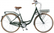 BBF 28 Zoll Alu Tourenrad Holland - Lastenrad, 7-Gang Shimano + ND