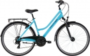 Panther 28 Zoll Damen Trekkingbike, 21 Gang Shimano + Nabendynamo   * Top - Preis *