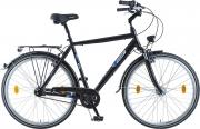 28 Zoll Herren Citybike, 7- Gang Shimano, Nabendynamo