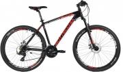 Botecchia 27,5 Zoll Mountainbike, 21-Gang Shimano, Scheibenbremsen