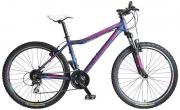 CP 26 Zoll Mädchen - Lady Mountainbike, 24-Gang Shimano, leicht