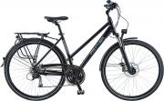 Panther 28 Zoll Damen Trekkingbike, 27-Gang Shimano + Scheibenbremsen