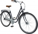 Panther 28 Zoll Tourenrad Holland - City , 3-Gang Shimano + Top - Design