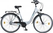 28 Zoll Damen Citybike,   7-Gang Shimano Nexus + Nabendynamo
